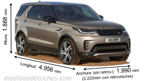 Land-Rover Discovery 2021