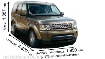 Land Rover Discovery 4 - 2010