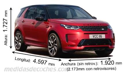 Land-Rover Discovery Sport 2019