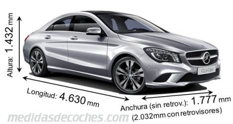 Mercedes-Benz CLA - 2013