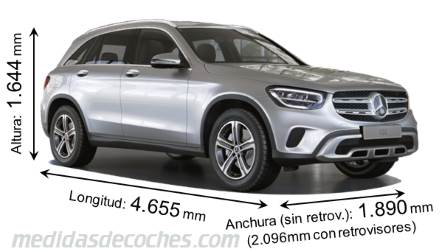Mercedes-Benz GLC SUV 2019