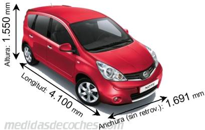 Nissan Note - A�o 2009