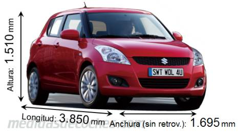 Suzuki Swift - A�o 2010