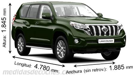 Toyota Land Cruiser 5p 2013